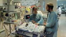 "Embedded thumbnail for Laniado Gala Dinner Film 2013 - ""NICU - Neonatal Intensive Care Unit"""